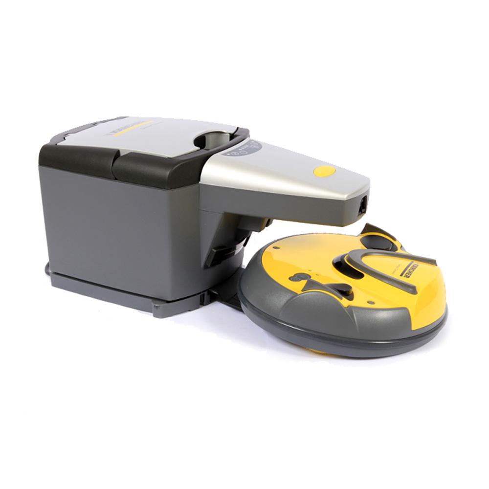 Karcher robot cleaner rc 3000 modello ricondizionato e for Robot aspirapolvere e lavapavimenti samsung